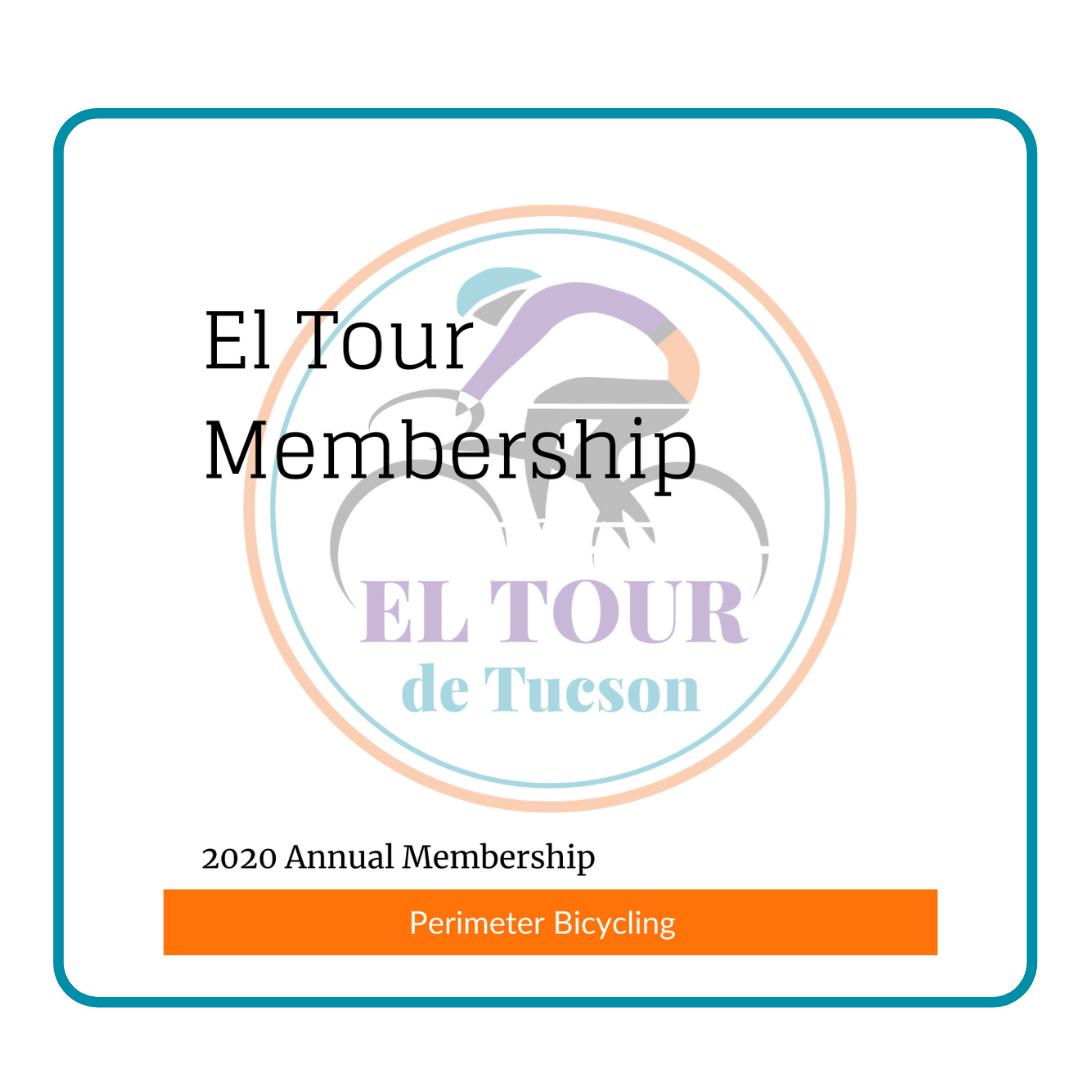El Tour De Tucson Membership Program
