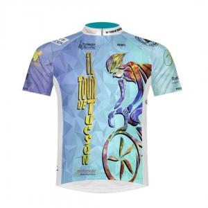 Men's 2018 El Tour Jersey