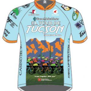 Men's 2016 El Tour Jersey