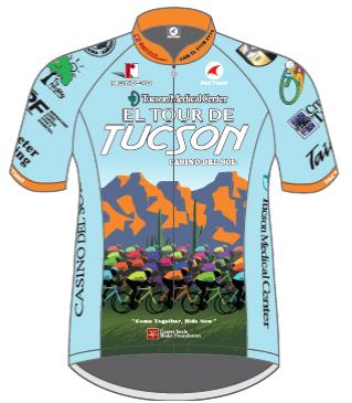 2106 El Tour Mens Jersey
