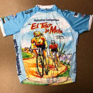 Men's 2018 El Tour De Mesa Jersey