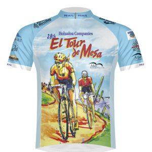 Men's El Tour 2018 Mesa Jersey