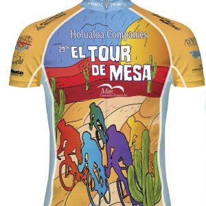 Women's  El Tour 2019 Mesa Jersey