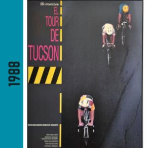 El Tour Poster 1988