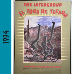 El Tour Poster 1994