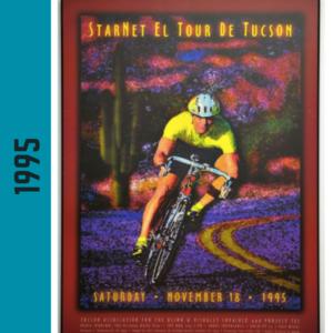 El Tour Poster 1995