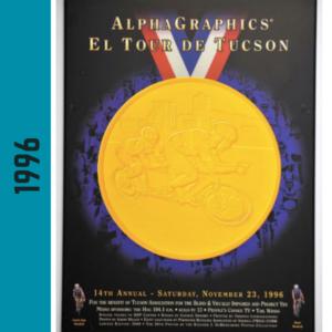 El Tour Poster 1996