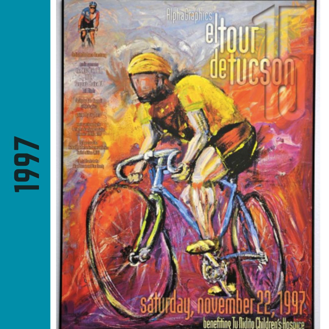 El Tour Poster 1997