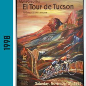 El Tour Poster 1998