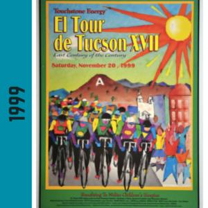 El Tour Poster 1999