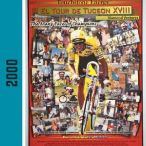 El Tour Poster 2000