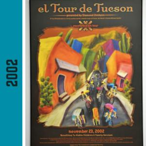 El Tour Poster 2002