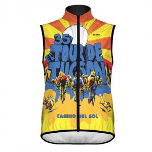 Men's 2017 El Tour Vest