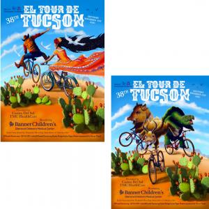 New! El Tour 2020 Poster