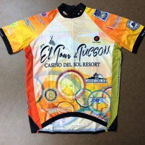 Men's 2013 El Tour Jersey