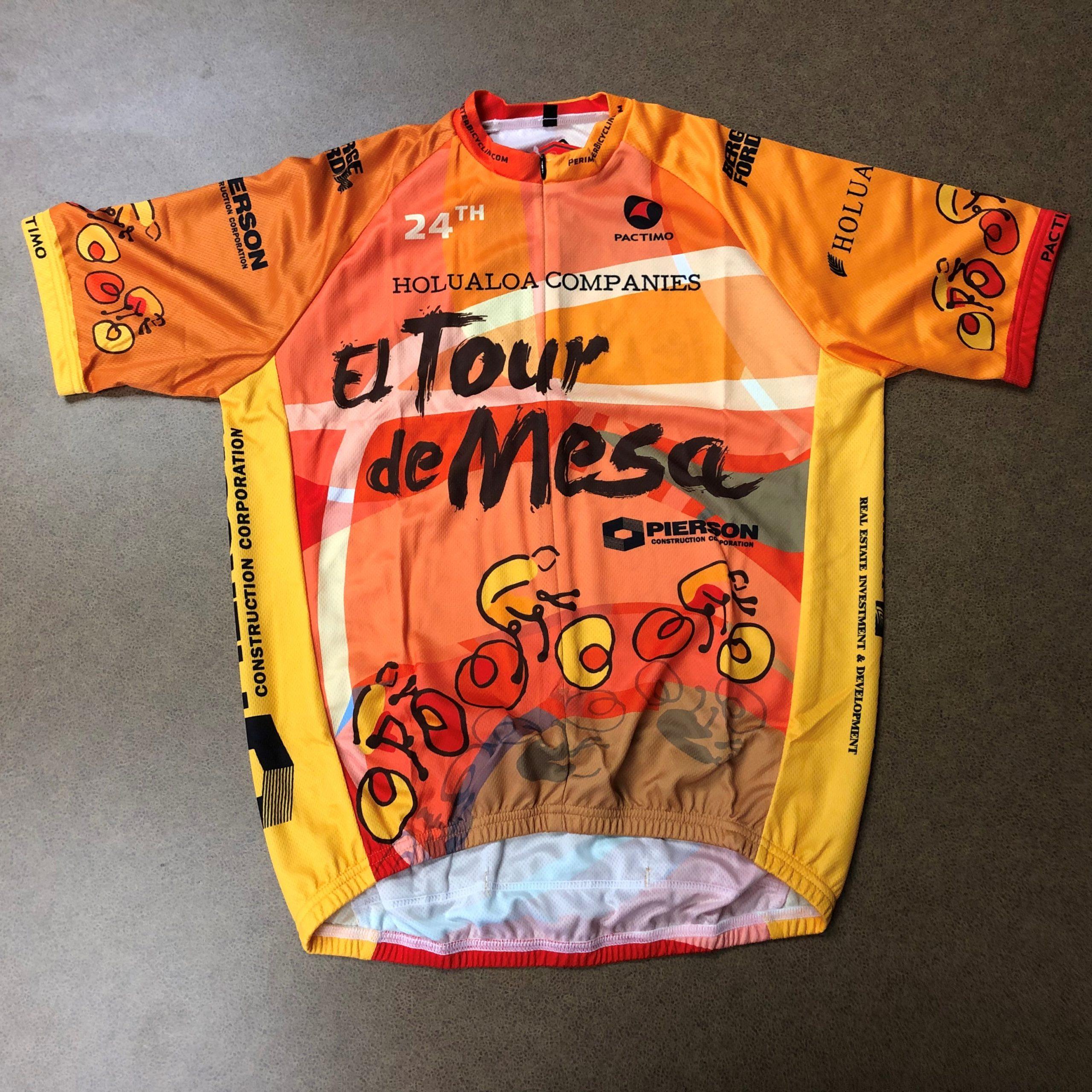 2014 El Tour De Mesa Jersey