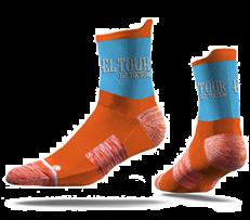 38th El Tour Socks